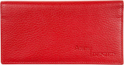 Access Denied RFID Blocking Pebble Grain Leather Chequebook with 6 Credit Card Slots