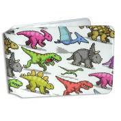 Pixel Dinosaurs Oyster Card Holder