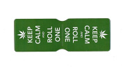 Keep Calm and Roll One Oyster Card Holder