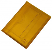 Practical ID and credit card holder 12 pockets MJ-Design-Germany Made in EU in different trendy colours