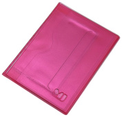 Practical ID and credit card holder 10 pockets MJ-Design-Germany Made in EU in different trendy colours