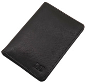 Calf leather ID and credit card holder MJ-Design-Germany in 3 different colours