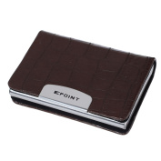 EDC01A Perfect Fashion Muticolor Nappa Leather Card Case for Mens Gift By Epoint