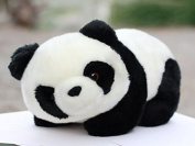 Lazada Realistic Stuffed Panda Plush Dolls Baby Animal Toys Collection Gifts 22cm