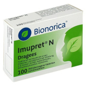 Impuret N Dragree-Style Anti-Cold Tablets