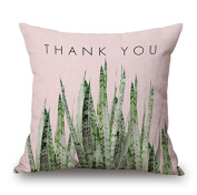 Madaye Tropical plant pillow office sofa cushions home pillow