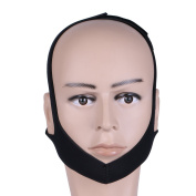DuBant Adjustable snoring chin straps - Stop snoring solution (no medication) - Easy to operate