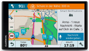 Garmin DriveSmart 61LMT-D 18cm Sat Nav with Lifetime Map Updates for UK, Ireland and Full Europe, Digital Traffic and Built-in Wi-Fi