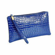 Sansee Women Crocodile LeatherCoins Pouch Wallet Coin Purse Valentine's day Gift