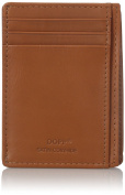 DOPP Unisex Leather Front Getaway Pocket Wallet