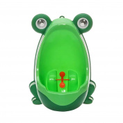 Frog Children Potty, gzqes, Children of the Frog Toilet, Training of Potty Boy, Bathroom as a Coach, Green