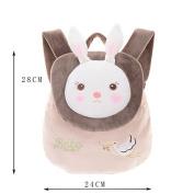 Metoo Baby Toddler Safety Harnesses Cartoon Rabbit Backpack Bunny Schoolbag Crane
