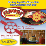 Wahong Flippin Fantastic Silicone Pancake Maker Cake Mould Perfect Pancakes Mould As Seen On TV New
