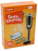 Magnoidz Van De Graaff Generator Static Shocker Science Kit Educational Toy Physics Set For Children