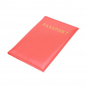 uhoMEy 1 PCS New Journey Travel Passport Holder Wallet Purse ID Card Organiser Case Cover