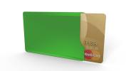 BMK Credit Card Holder green Grün