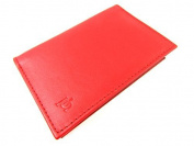 Ladies Mens Premium Super Soft Leather Credit Card ID Oyster Card Holder Travel