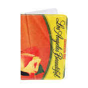 Los Angeles Rose Business, Credit & ID Card Holder