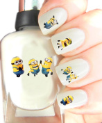 Easy to use, High Quality Nail Art Decal Stickers For Every Occasion! Ideal Christmas present, stocking filler Dispicable me Minions