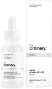 The Ordinary. Alpha Arbutin 2% + Hyaluronic Acid. sérum Stain Resistant 30 ml, Clinical Formulations with Integrity