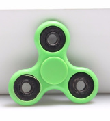 Uhat® Fidget Hand Spinner Toy Stress Reducer High Speed Ceramic Tri Fidget Hand Spinner Perfect For ADD / ADHD / Anxiety and Autism Adult Children