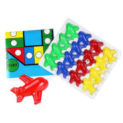 Children Board Games Toys Develop Brains, Three-dimensional Fly Checkers