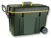 ROLLING TOOL BOX, 610X375X415MM D00406 By DURATOOL