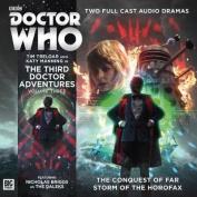 The Third Doctor Adventures - Volume 3  [Audio]