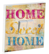 Home Sweet Home Double Light Switch Sticker Vinyl / Skin cover (design 6) dsw15
