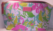 Lilly Pulitzer Estee Lauder Makeup Cosmetic Bag