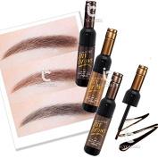 USeful Beauty Brows Gel Peel-off Eyebrow Tint Long Lasting Waterproof 3 Colours