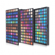 Eyeshadow Palette,Youngman Professional 252 Colours Makeup Kit with Case