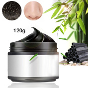 Charcoal Blackhead Face Mask,Molie Blackhead Deep Clean Remover Mask Fine Pores Peel Off Anti-acne Control 0il Exfoliating Cleansing Masks