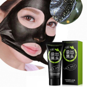 Xiaosan Bamboo Charcoal Deep Cleansing Blackhead Remover Purifying Peel Face Mask