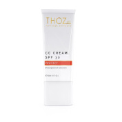 THOZ MD CC Cream spf 30 broad spectrum (medium) - Delivers lightweight, non-clogging, sheer coverage with natural minerals - colour correction, 30ml