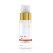 THOZ Defence Mist Sunscreen – Daily essential packaged as a portable sunscreen for easy application, 60ml
