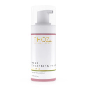 THOZ MD Rose Cleansing Foam – Daily cleanser for all skin types, 120ml
