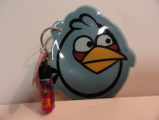 Angry Birds Cosmetic Set with Raspberry Lip Gloss Blue Birds