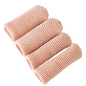 Warmter Gel Tubing Set Toes Protector separators(4pcs