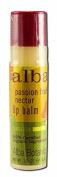 2 Savers Package:Alba Botanica Passion Fruit Lip Balm (24x.440ml) by Alba Botanica
