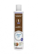 INTENSE REPAIR SHAMPOO • STEP 1 • COCONUT, HAIR REPAIR SYSTEM
