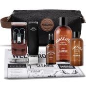 Mens Grooming Kit Includes