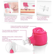 Meiye Handheld Facial Blackhead Vacuum Suction Pore Cleansing Device Face Zit Acne Remover Cleaner Machine