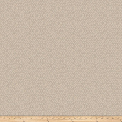 Fabricut Gilcrease Diamond Linen Blend Gold Shimmer
