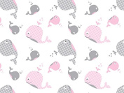 Nashville Wraps Special Occasion Tissue Paper - Whalecome Baby - 120 Sheets