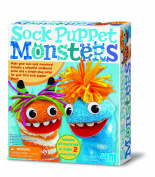 Great Gizmos 4M Sock Puppet Monsters