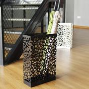 hotel umbrella stand stand, umbrella bins for household use, floor-standing umbrella stand, decorative ornaments, 30cm*12.5cm*46cm