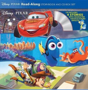 Disney-Pixar Read-Along Storybook and CD Box Set