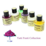 Passion Fragrance Oil Collection ( 6 x 10ml oils) - Tutti Frutti