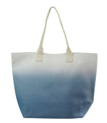 Boutique, Ladies Large Canvas Summer Beach Tote Shopping Bag